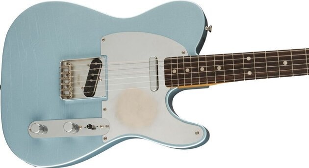 Fender Chrissie Hynde Telecaster RW Blue Metallic
