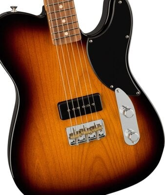 Fender Noventa Telecaster PF 2-Color Sunburst