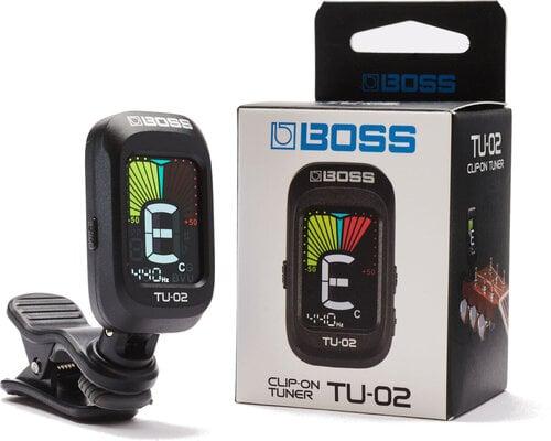 Boss TU-02
