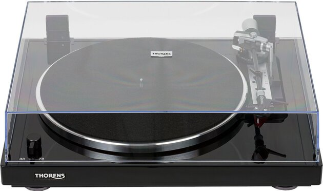 Thorens TD 103 A Black Gloss