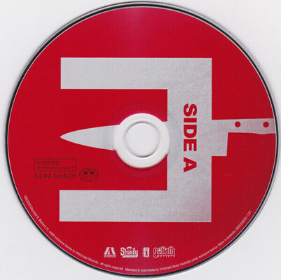 Eminem Music To Be Murdered By - Side B (2 CD) Zenei CD