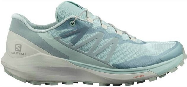 Salomon Sense Ride 4 W Pastel Turquoise/Lunar Rock/Slate 7 UK