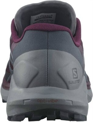 Salomon Sense Ride 4 W Wine Tasting/Quiet Shade/Ebony 6,5 UK