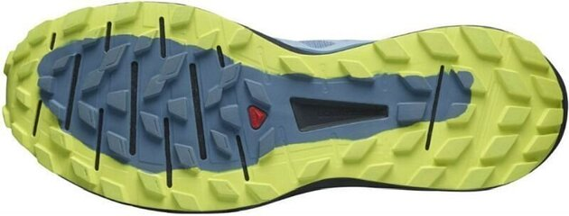 Salomon Sense Ride 4 Copen Blue/Black/Evening Primrose 8 UK