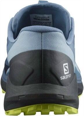 Salomon Sense Ride 4 Copen Blue/Black/Evening Primrose 9,5 UK