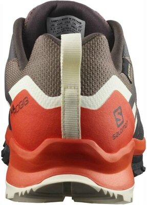 Salomon XA Rogg GTX Peppercorn/Cherry To/Vanilla 9,5 UK