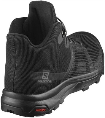 Salomon OUTline Prism Mid GTX W Black/Quiet Shade/Quarry 6,5 UK