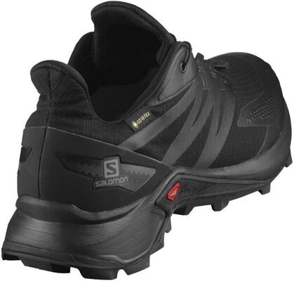 Salomon Supercross Blast GTX Black/Black/Black 10 UK