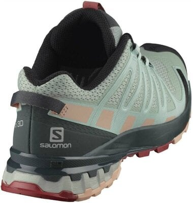 Salomon XA Pro 3D v8 W Aqua Gray/Urban Chic/Tropical Peach 4,5 UK
