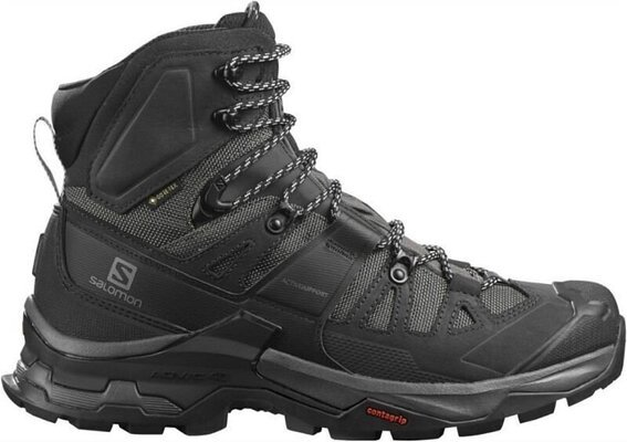 Salomon Quest 4 GTX Magnet/Black/Quarry 7,5 UK