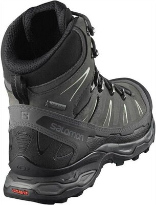Salomon X Ultra Trek GTX W Black/Magnet/Mineral Gray 4 UK