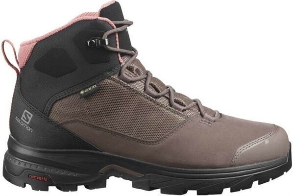 Salomon OUTward GTX W Peppercorn/Black/Brick Dust 4 UK