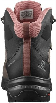 Salomon OUTward GTX W Peppercorn/Black/Brick Dust 4,5 UK
