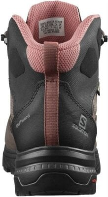 Salomon OUTward GTX W Peppercorn/Black/Brick Dust 5 UK