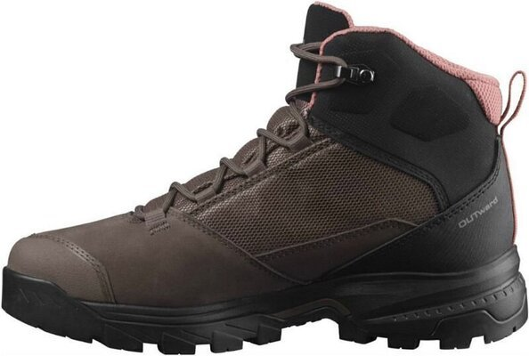 Salomon OUTward GTX W Peppercorn/Black/Brick Dust 5,5 UK