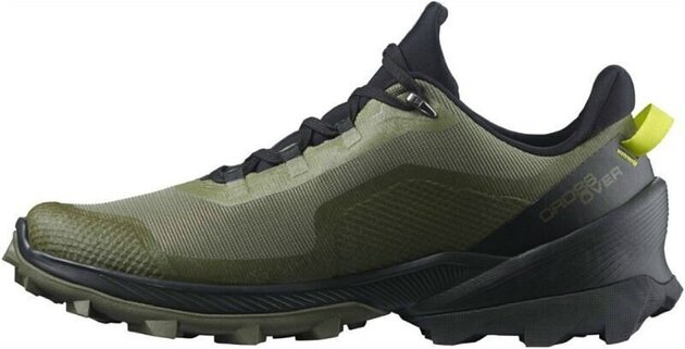 Salomon Cross Over GTX Deep Lichen Green/Black/Evening Primrose 8,5 UK