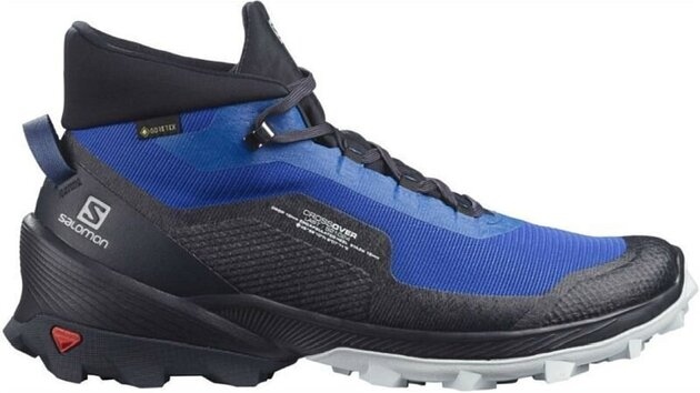 Salomon Cross Over Chukka GTX Turkish Sea/Night Sky/Pearl Blue 10 UK