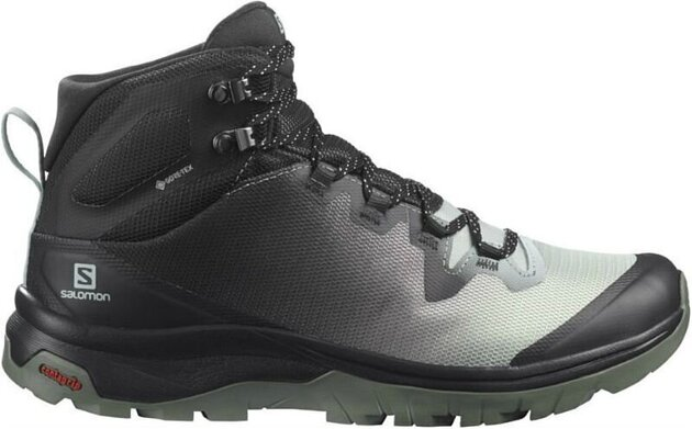 Salomon Vaya Mid GTX Aqua Gray/Phantom/Castor Gray 6,5 UK