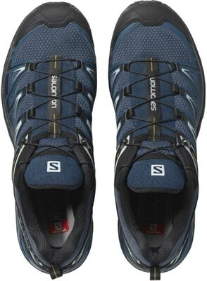 Salomon X Ultra 3 Dark Denim/Black/Cumin 9 UK