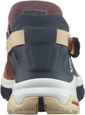 Salomon Tech AMPHIB 4 W Brick Dust/Ebony/Almond Cream 5 UK
