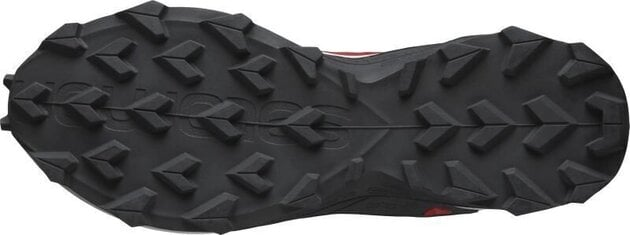 Salomon Supercross Blast GTX Chili Pepper/Lunar Rock/Ebony 9 UK