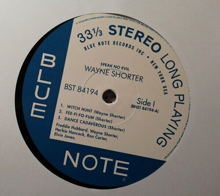 Wayne Shorter Speak No Evil (LP) 180 g