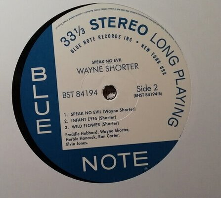 Wayne Shorter Speak No Evil (Vinyl LP)