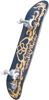 Heart Supply Bam Pro Skateboard Complete 7,75'' Bamly