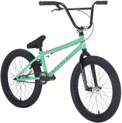 Academy Trooper BMX 20'' Gloss Mint/Polished 2021