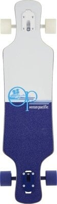 Ocean Pacific Drop Through 36'' Longboard Complete Offshore Navy
