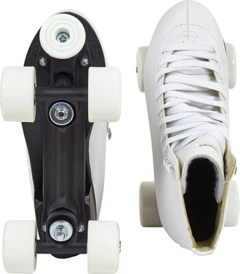 Roces White Classic Roller Skates 27