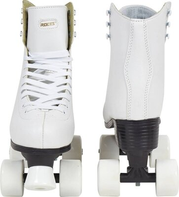 Roces White Classic Roller Skates 33