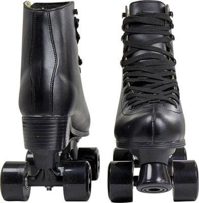 Roces Black Classic Roller Skates 36