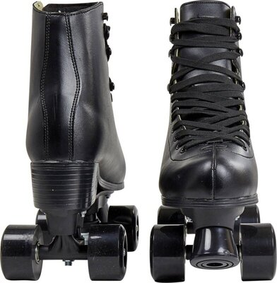 Roces Black Classic Roller Skates 41