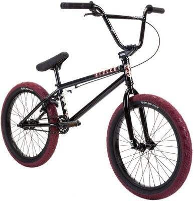 Stolen Casino BMX 21'' Black/Blood Red 2021