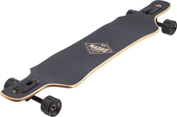Madrid Lifestyle Drop Through Longboard Complete 39'' Luna