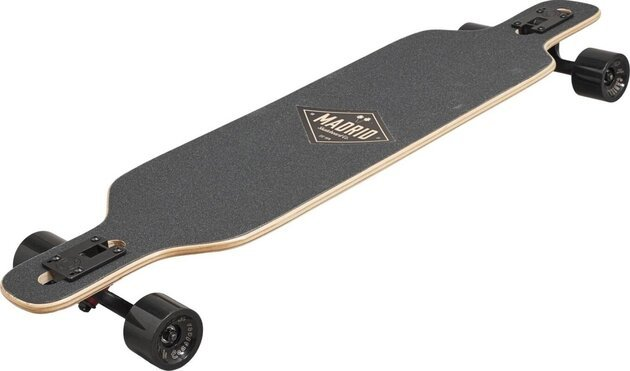 Madrid Lifestyle Drop Through Longboard Complete 40'' Sol