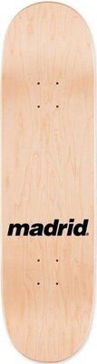 Madrid Skateboard Deck 7,75'' Autumn