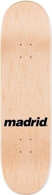 Madrid Skateboard Deck 8'' Autumn