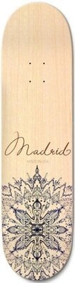 Madrid Skateboard Deck 7,75'' Mandala