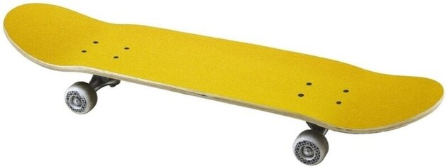 Jessup Drop Through 39'' Skateboard Complete White