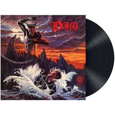 Dio Holy Diver (LP)