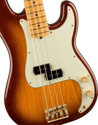 Fender 75th Anniversary Commemorative Precision Bass MN 2-Color Bourbon Burst