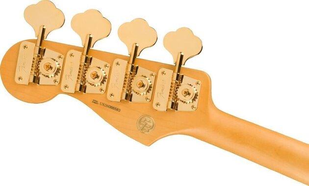 Fender 75th Anniversary Commemorative Jazz Bass RW 2-Color Bourbon Burst