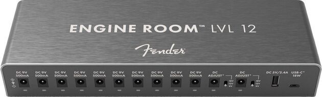 Fender Engine Room LVL12