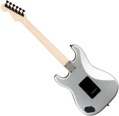Fender Boxer Series Stratocaster HH RW Inca Silver