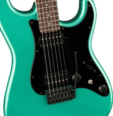Fender Boxer Series Stratocaster HH RW Sherwood Green Metallic