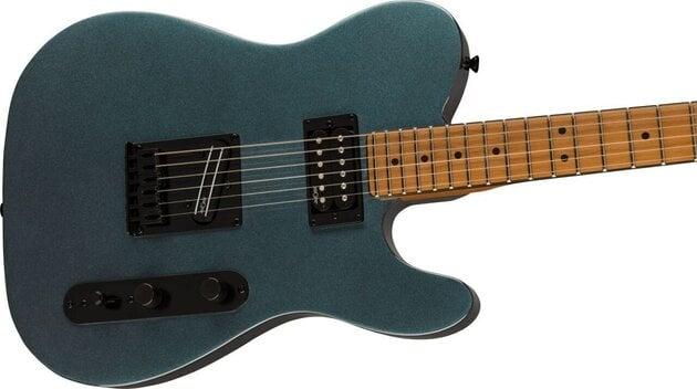 Fender Squier Contemporary Telecaster RH Roasted MN Gunmetal Metallic
