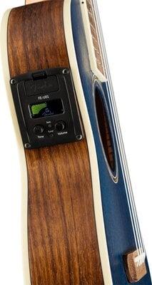 Fender Dhani Harrison Uke WN Sapphire Blue