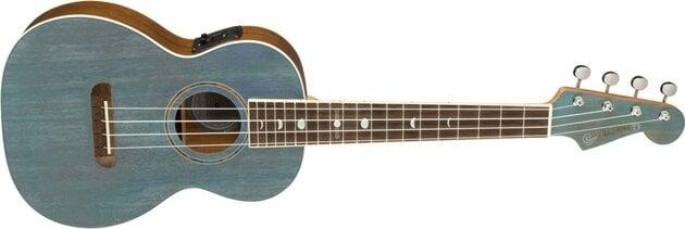 Fender Dhani Harrison Uke WN Turquoise
